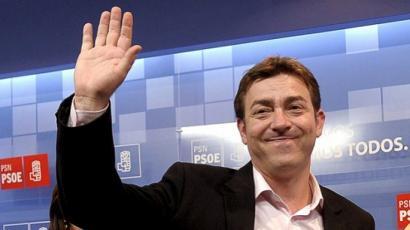 Roberto Jimenez badoa, PSN-n Madrilek agintzen duela adieraziz