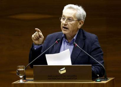 Patxi Zabaletak Nafarroako Parlamentua utziko du