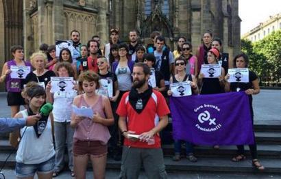 Abortuaren aldeko Gipuzkoako plataforma omenduko dute Donostiako Piratek