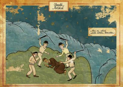 Pelikulen eszena mitikoak, Otomandar Inperioaren arte bihurturik