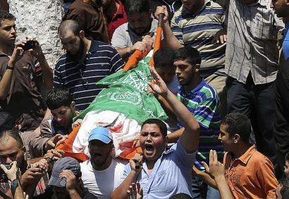 Su-etenaren amaiera Gazan: Israelek Hamaseko 3 goi kargu hil ditu