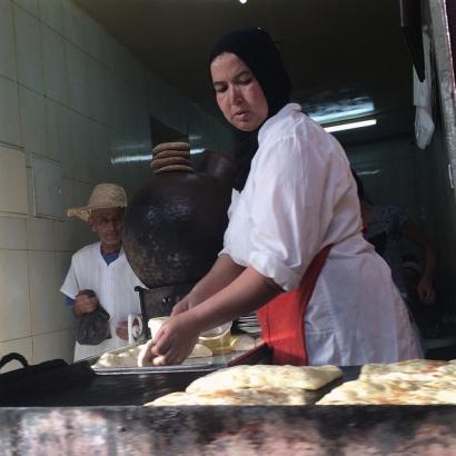Marokoko ikaspenak: Behia, esnea eta txokolatea