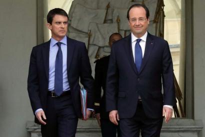 Manuel Vallsen ondoren� Manuel Valls