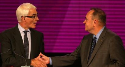 Salmond nagusi independentziaren inguruko azken buruz burukoan