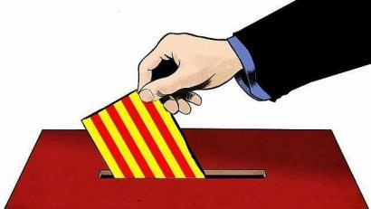 Katalunia, bost amaiera posible