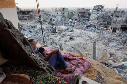 20 urte beharko dira Gazan suntsitutako etxebizitzak berreraikitzeko