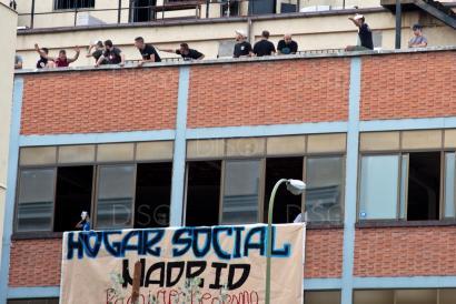 Ultraeskuinaren etxe okupak: Espainiako Estatuan ugaritzen ari den arriskua
