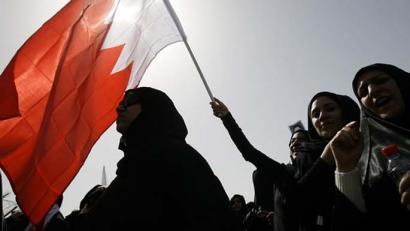 600 preso gose greban Bahreinen torturak salatzeko