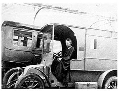 Marie Curie eta Gerla Handia