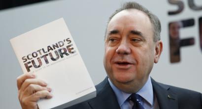 Eskoziaren independentzia onartzeko prest da Espainia, Salmondek dioenez