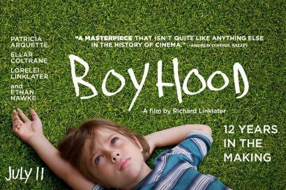 [Boyhood] Zinema eta bizitza, gauza bera dira