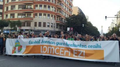 Hezkuntza sistema propioa aldarrikatuko dute urriaren 11n Hego Euskal Herriko hiriburuetan