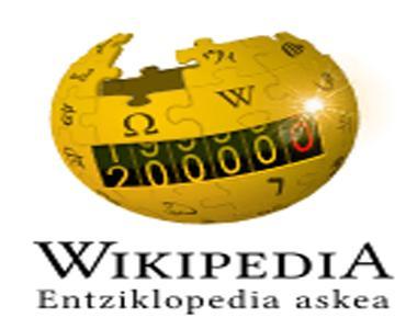 Euskarazko Wikipedia: �Ez genuen espero 200.000 artikuluren langa hain azkar gainditzea�