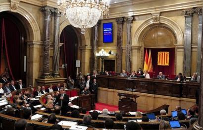 Galdeketarako beste urrats bat Katalunian: kontrol batzordea sortu dute