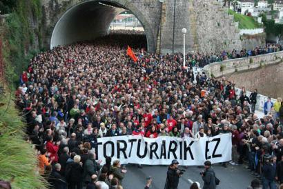 Estrasburgok Espainia kondenatu du bi euskal herritarren tortura salaketak ez ikertzeagatik