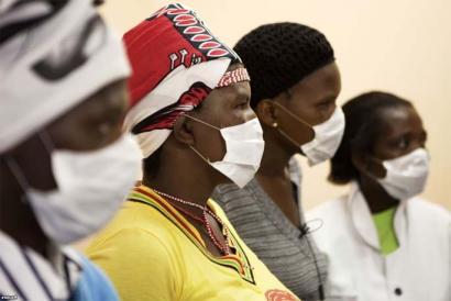 HIESa, tuberkulosia eta malaria, ebola baino hilgarriagoak Afrikan