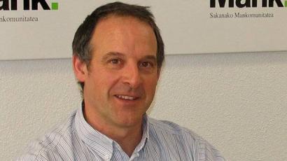 Adolfo Araiz izango da EH Bilduren zerrenda buru Nafarroan