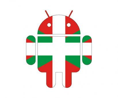 Android 5.0 euskaraz erabili ahal izango da