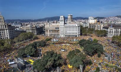 Hauteskundeak urtarrilean Katalunian?