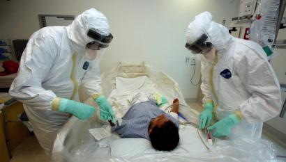 Ebola: Hanburgon �betiko tratamenduek� sendatu duten gaixoaren ikasgaia