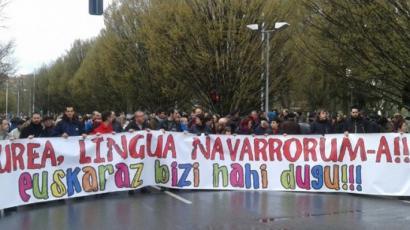 Nafarroako Euskararen Legean proposatutako aldaketak bi hilabetean onartuko dira