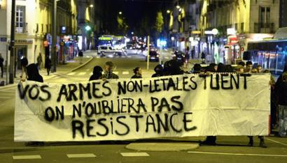 Jendarmeen granada batek hil zuen Okzitaniako ekintzaile ekologista