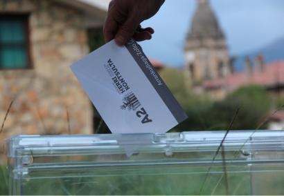 Arrankudiaga Zollon Euskal Herriaren independentziari buruzko erreferenduma egingo dute igandean