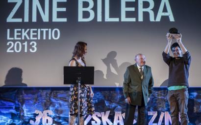 Lekeitioko 37. Euskal Zine Bileran, inoiz baino film gehiago