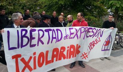 Sei atxilotu Euskal Herrian sare sozialetako erabiltzaileen aurkako Guardia Zibilaren operazioan
