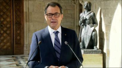 Kontsultaren ostean zer? Masek hauteskundeen aurretik Rajoyrekin hitz egin nahi du