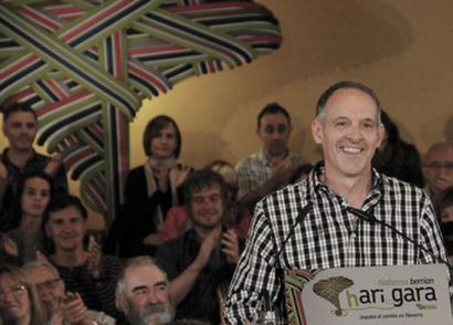 Adolfo Araiz (EH Bildu):