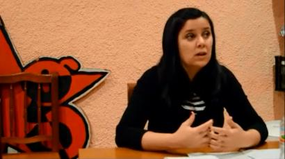 Isabel Vallet (CUP): �Guretzat independentzia benetako burujabetza eraikitzeko tresna da�