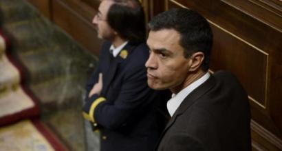 PSOEko buru Sanchezek Nazioarteko Diru Funtsarentzat eta Munduko Bankuarentzat egin zuen lan