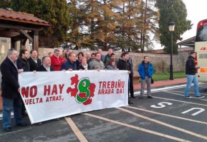 Trebi�uarrek PPren eta PSOEren ezezkoa jaso dute Espainiako Kongresuan
