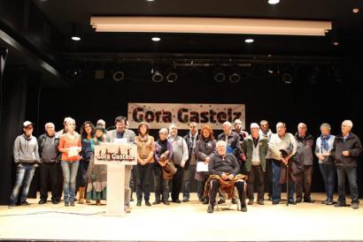 Hiri justu eta solidarioaren defentsan sortu da Gora Gasteiz ekimena