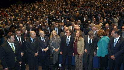 Artur Mas, Adolfo Suarezen 'remake' gisa ulertuta