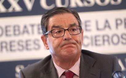Kutxabankeko presidente Mario Fernandezek dimititu egin du