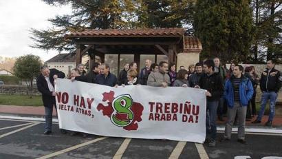 Trebi�u zortzigarren koadrilatzat hartuko dute Arabako Batzar Nagusiek