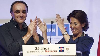PSNk Esparzari buruz egindako adierazpenak: UPNrekin paktu berria mahai gainean?
