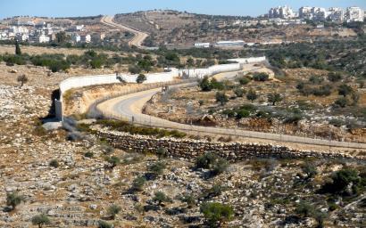 Palestina, olibondoen arteko gatazka