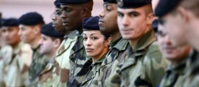 Frantziako armadan emakumeek jasandako hainbat sexu eraso argitara atera dira