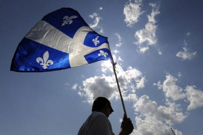 Independentziaren bideari berrekiteko OUI Quebec mugimendua sortu dute