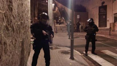 Mugimendu anarkistaren aurkako polizia operazioa abian Katalunian