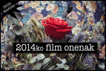 2014ko film onenak