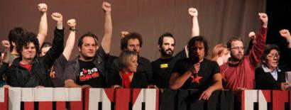 Ezker independentista eta antikapitalista, hausturaren aldeko hautagai Katalunian