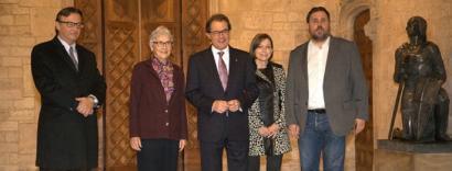 Irailaren 27an egingo dira hauteskundeak Katalunian