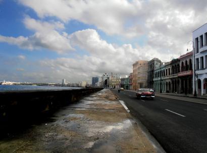 Habanako espaloi lurmenduak