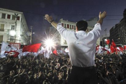 Greziaren zor itzelarekin zer egin lezake Syrizak igandean irabaziz gero?