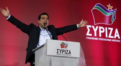 Syriza saiatuko da Grezia ateratzen neoliberalismoak jaurti duen zulotik