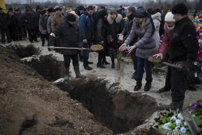 5.000 lagun baino gehiago hil ditu orain arte Ukraina-Donbasseko gerrak